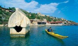 Jolly tur farkıyla Ege Akdeniz turu