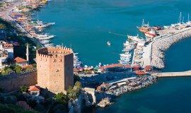 Temassız Ege Akdeniz Turu 7 Gece Otel Konaklamalı